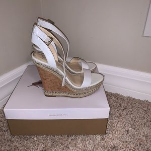 Jessica Simpson Wedge Heel.